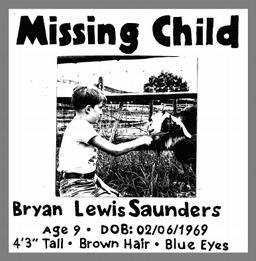 Missing Child (Live)